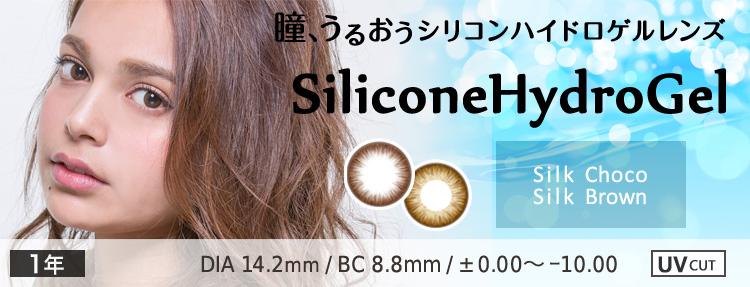 SiliconeHydrogel
